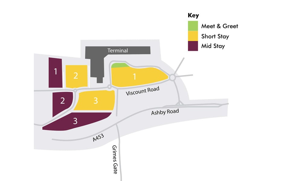 Official short stay parking east midlands airport manchester airport terminals m4hsunfo