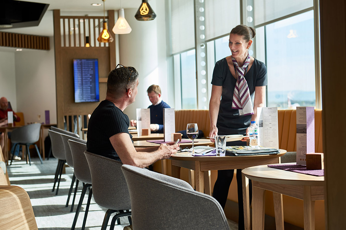 Airport Lounge Passes Access Online Manchester Airport