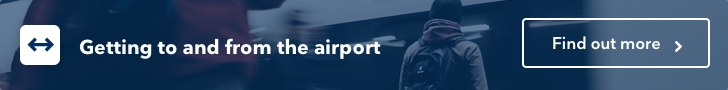 Getting to and from the airport, click here to find out more