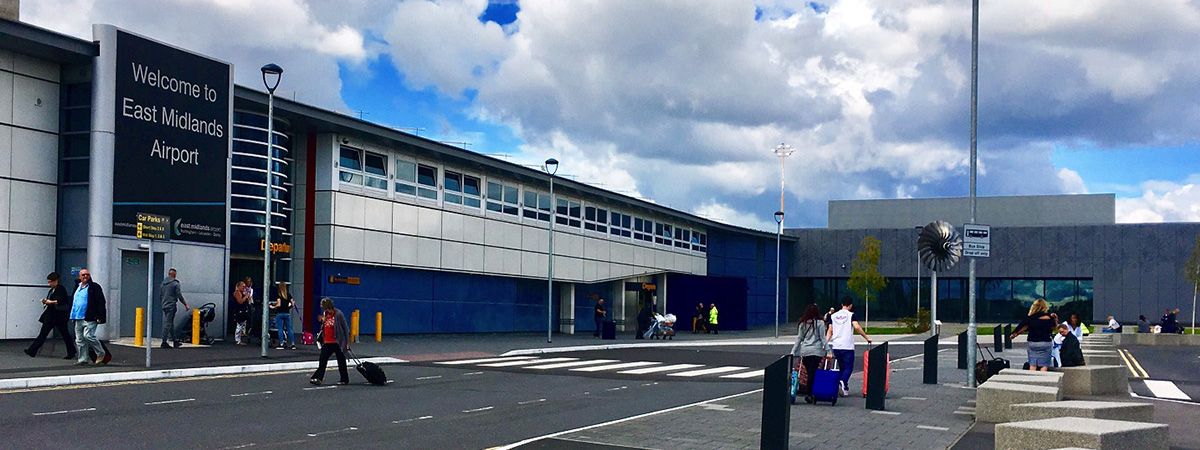 East midlands airport parking compare and pre book online east midlands airport terminal m4hsunfo