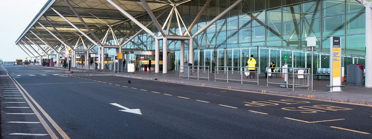 Official london stansted airport parking book save today stansted airport terminal m4hsunfo