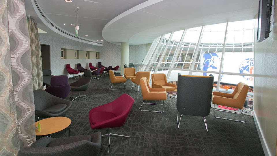 Manchester Airport Escape Lounges Slide 5