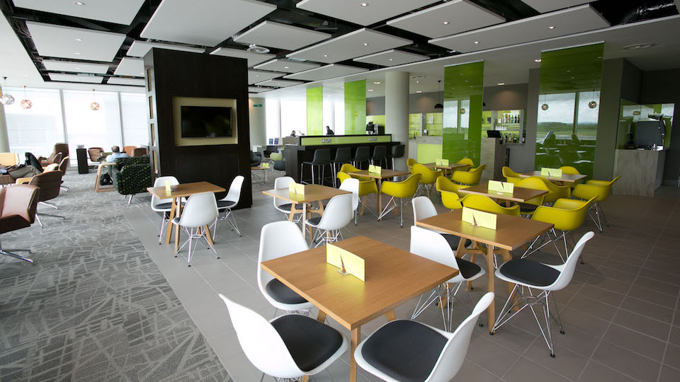 Manchester Airport Escape Lounges Slide 6